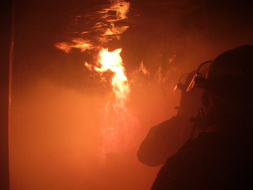 Part – Time Course: NFPA 1001 Firefighter 1&2