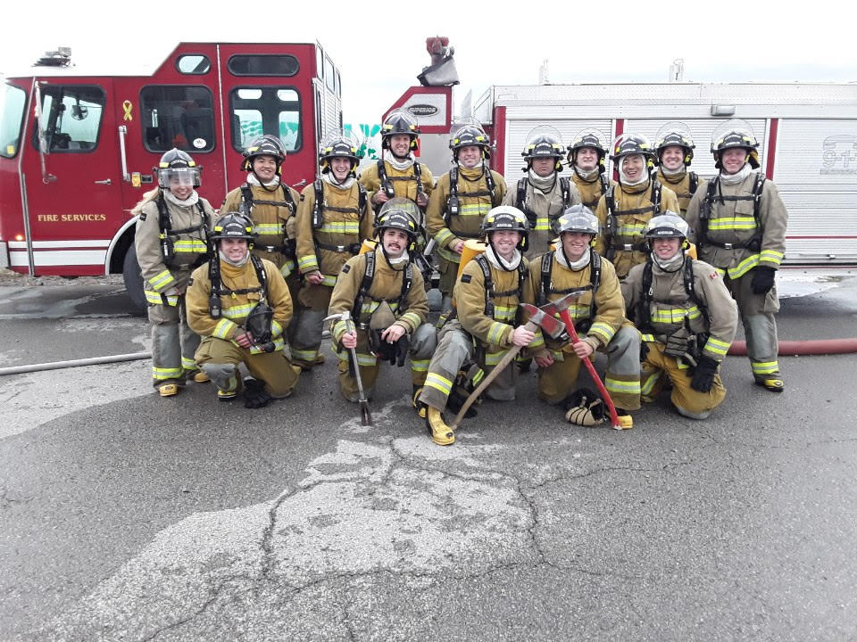 Congratulations to our Part-Time Class